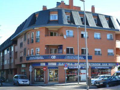 CE Consulting Las Rozas – Madrid