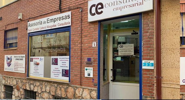 CE Consulting Mondéjar