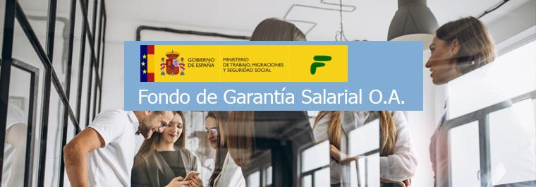 Fondo de Garantía Salarial O.A.