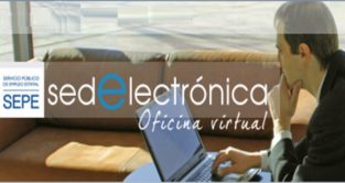 Sede Electrónica SEPE