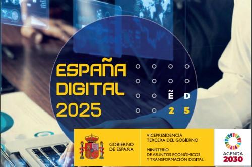 plan españa digital 2025