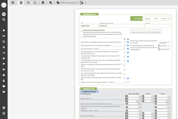 Yuki Software Contabilidad Facturación