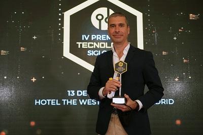 CertiBox, Premio Nacional de Tecnología en Transformación Digital