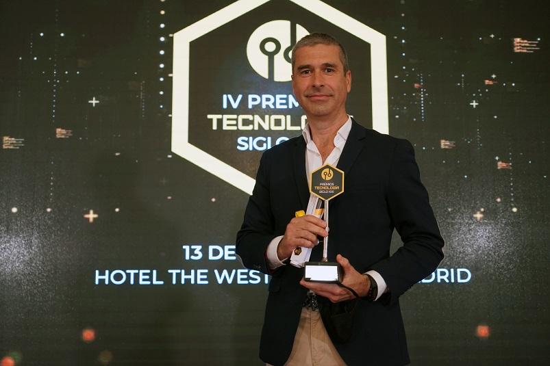 Premio Nacional de Tecnología en Transformación Digital