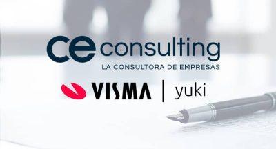 CE Consulting y Yuki firman un acuerdo de colaboración