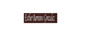 Esther Barreiros González