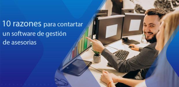 Software gestión asesorías