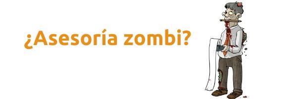 Asesoría zombi