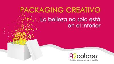 Packaging creativo: La belleza no solo está en el interior