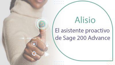 Alisio el asistente virtual de Sage 200 Advanced